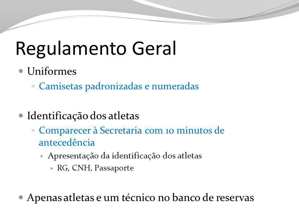 Regulamento Futsal ABCDEFG ENG HÍDRICAESEF LIC DIURNOESEF BACHODONTOJORNALISMOENG CONTROL AUTCCQFA ENFERMAGEMFAEMENG AMB SANITÁRIAMEDICINAESEF LIC NOTURNOENG PETRÓLEOADMIN.