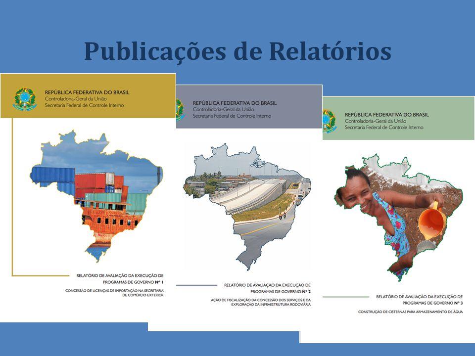 Publicações de Relatórios