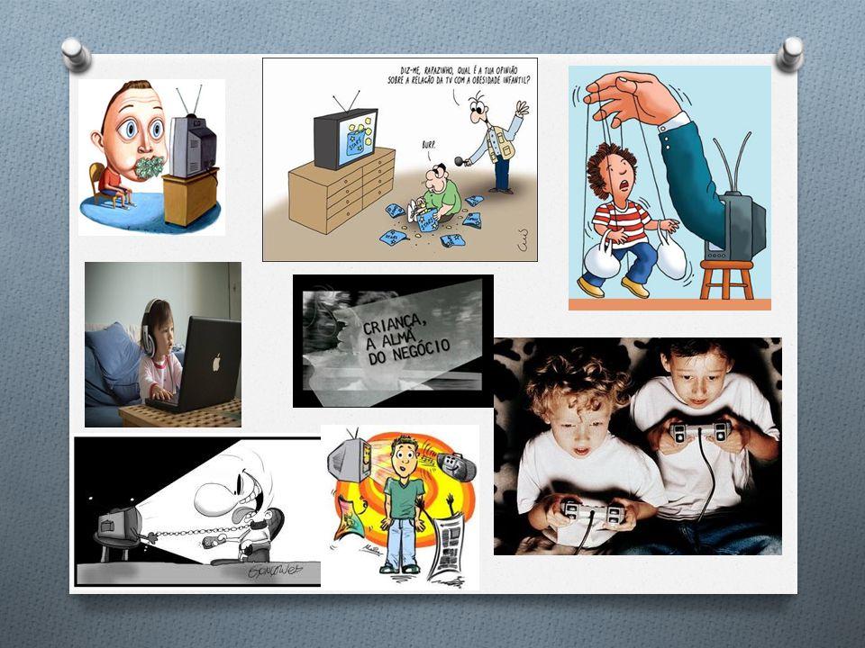 O A televisão é bastante positiva para desenvolver o nível intelectual de crianças limítrofes ou com QI abaixo do normal.