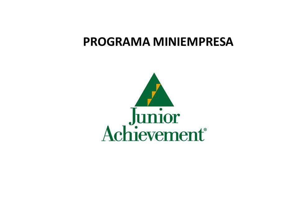 Quem Somos: Somos alunos do Pescar e participantes do Programa Miniempresa da Junior Achievement, maior e mais antiga organização de educação prática em economia e negócios, criada nos Estados Unidos em 1919.
