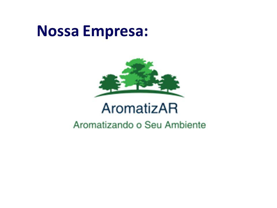 NOSSO PRODUTO: É um aromatizador criado a partir da reciclagem de latinhas de refrigerantes, garrafas de água mineral e papel reciclado.