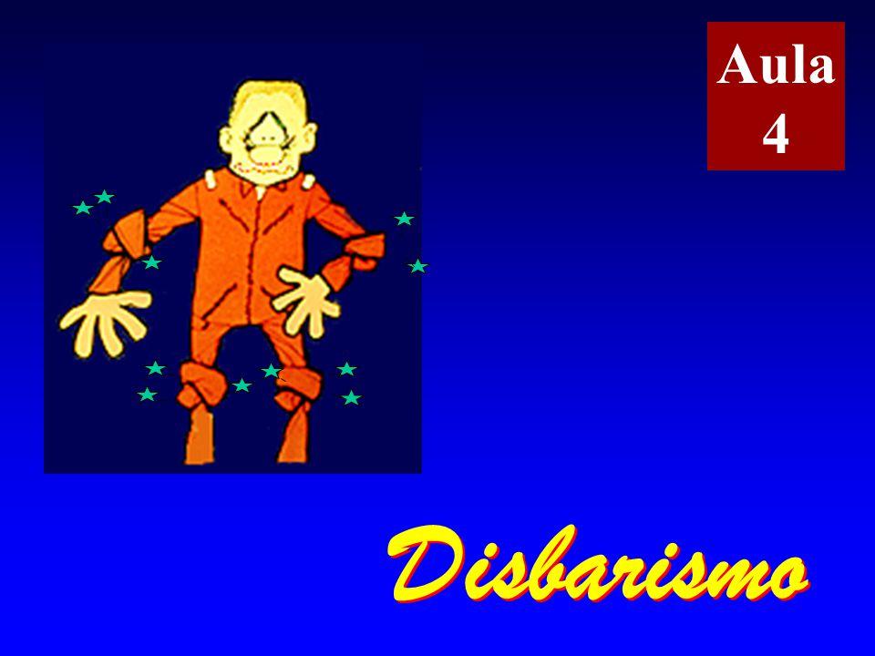 DISBARISMO   Conceito   Tipos   Aerodilatação: conceito   Aerodilatação: fundamento   Aerodilatação: exemplos   Aerodilatação: estruturas afetadas   Barosinusites   Seios paranasais   Barotite média   O ouvido humano   O ouvido médio   Aerogastria - aerocolia   Aerodontologia   Doença da descompressão (DD)   DD: conceito e fundamento   DD: fisiopatologia   DD: mecanismo da formação de bolhas   DD: fatores desencadeantes   DD: formas clínicas   DD: profilaxia e tratamento