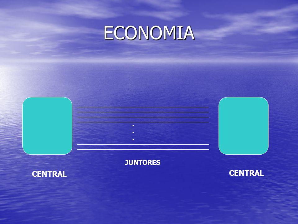 ECONOMIA ECONOMIA...... CENTRAL JUNTORES