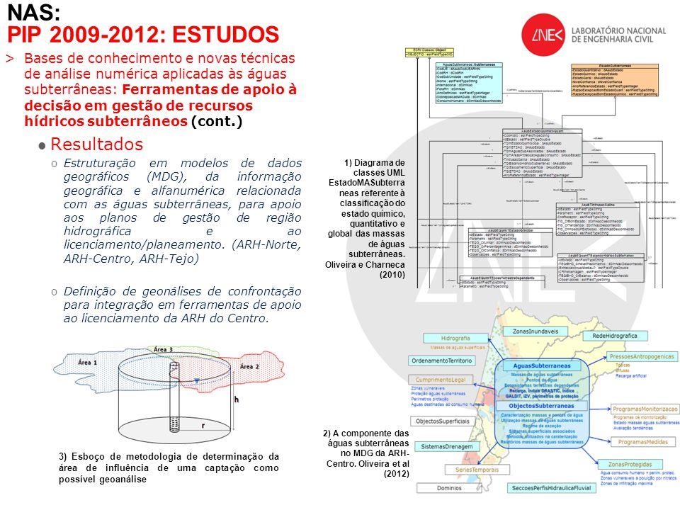 >Bases de conhecimento e novas técnicas de análise numérica aplicadas às águas subterrâneas: Ferramentas de apoio à decisão em gestão de recursos hídr