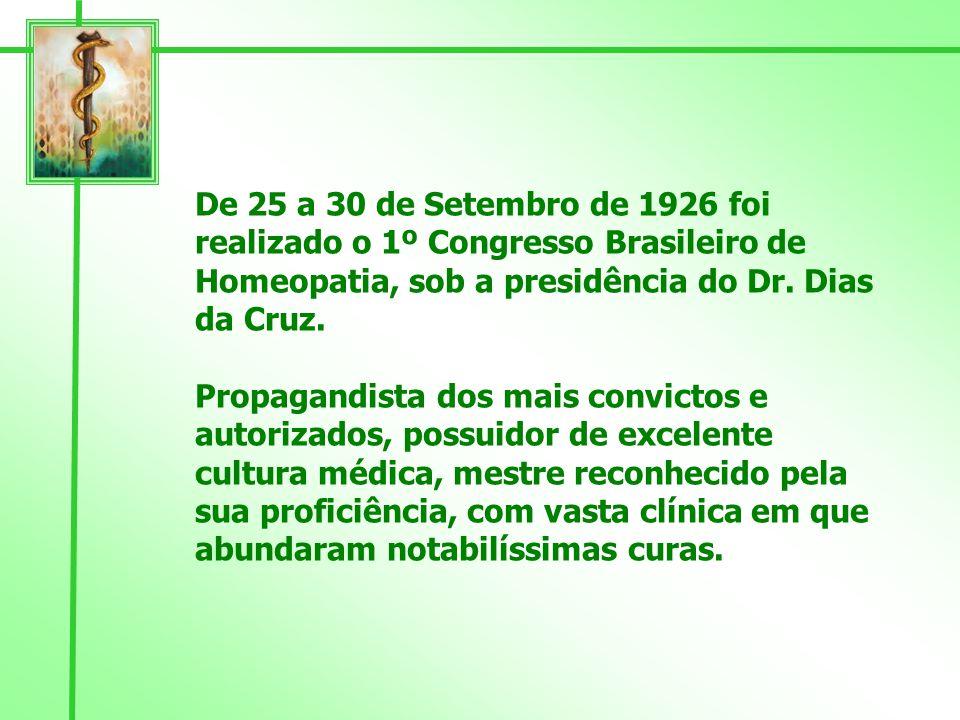Ficou célebre a polêmica (1900-1901) entre o doutor Dias da Cruz e o Dr.