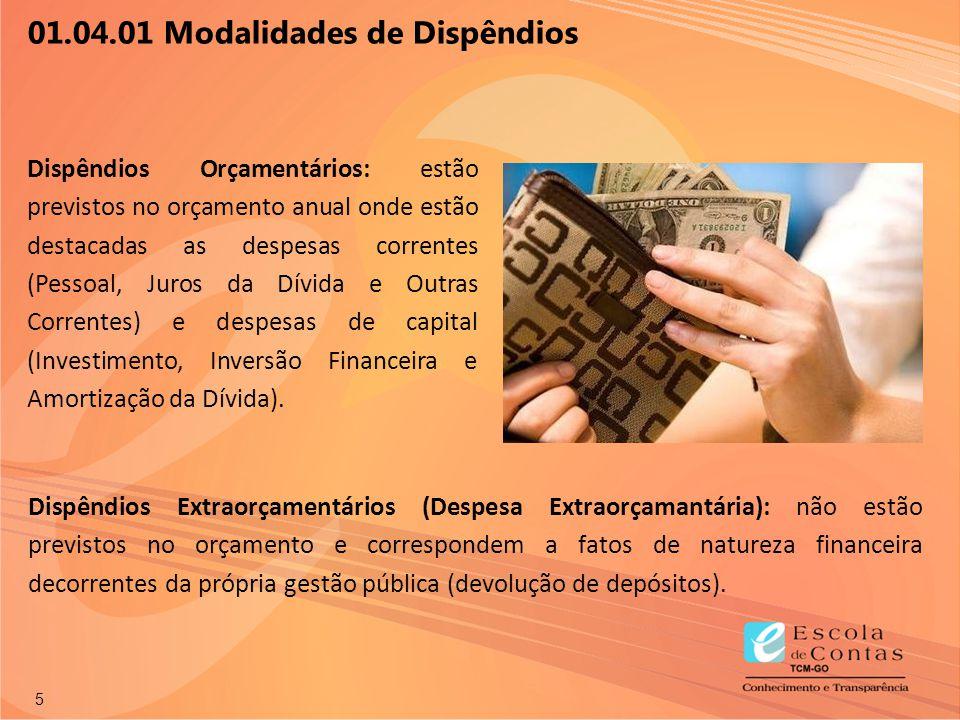 16 Categoria Econômica: identifica se o gasto vai contribuir para formação ou aquisição de um bem de capital.