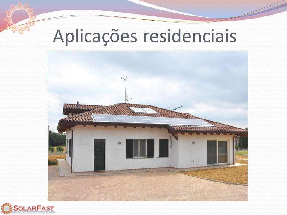 Aplicações residenciais