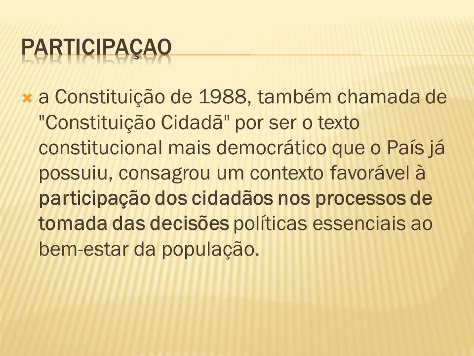  a Constituição de 1988, também chamada de