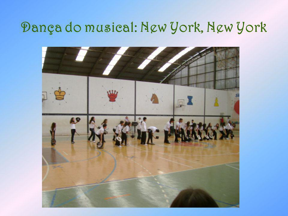 Dança do musical: New York, New York