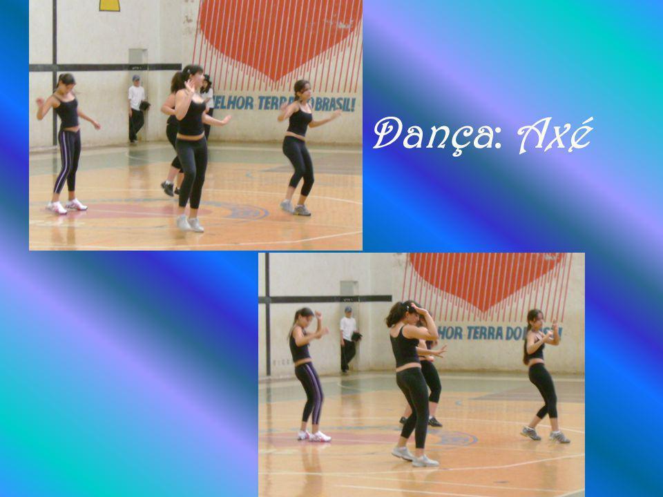 Dança: Axé