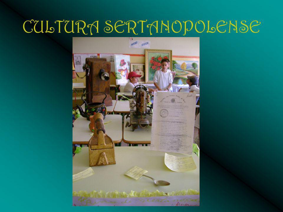 CULTURA SERTANOPOLENSE