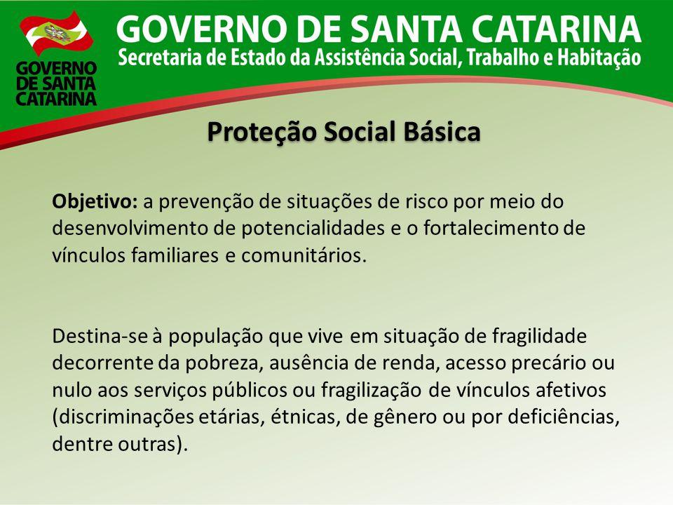 É uma unidade pública estatal descentralizada da Política Nacional de Assistência Social (PNAS).