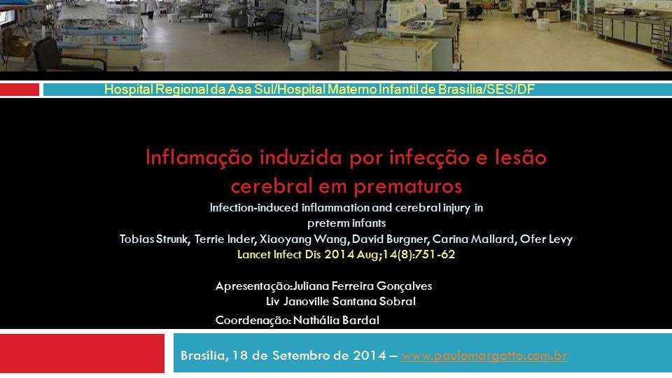 Amniorrexe prematura no rec é m-nascido pr é -termo: visão do neonatologista (XV Jornada Cient í fica dos M é dicos Residentes do HRAS/HMIB/SES/DF-21 a 23/2/2013) Autor(es): Paulo R.