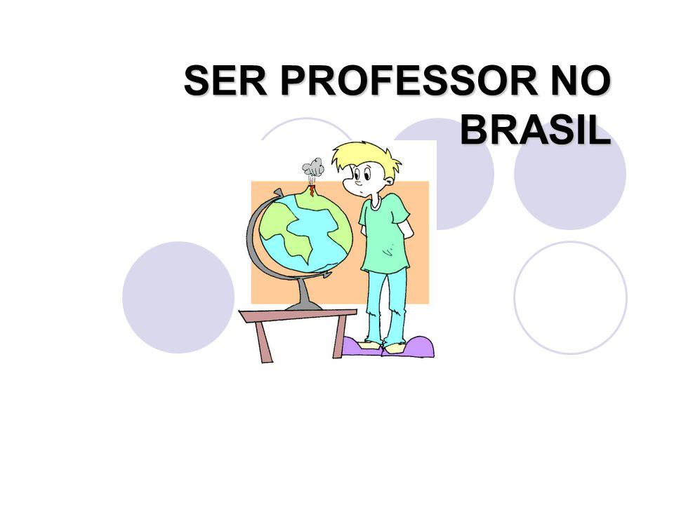 SER PROFESSOR NO BRASIL Missão Quase Impossível