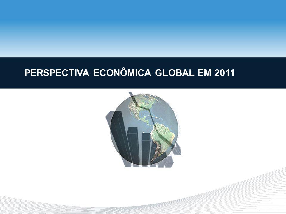 2 PERSPECTIVA ECONÔMICA GLOBAL EM 2011