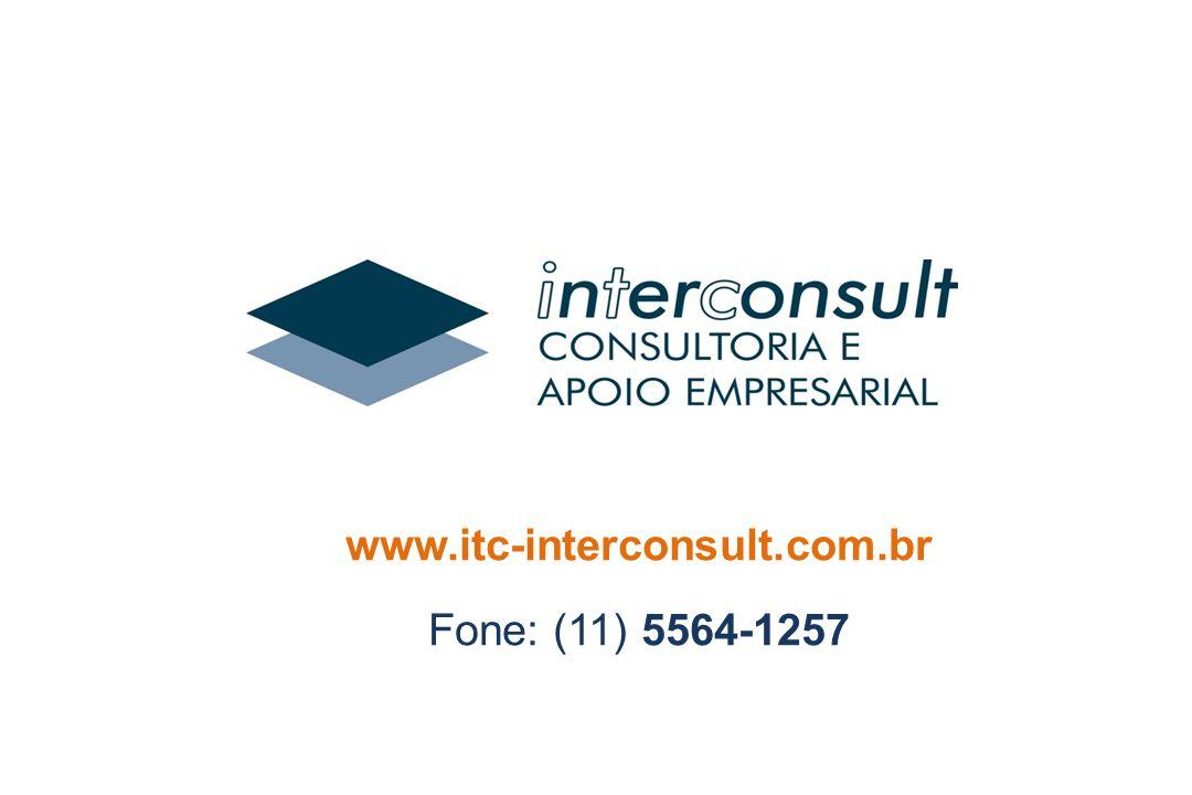 www.itc-interconsult.com.br Fone: (11) 5564-1257