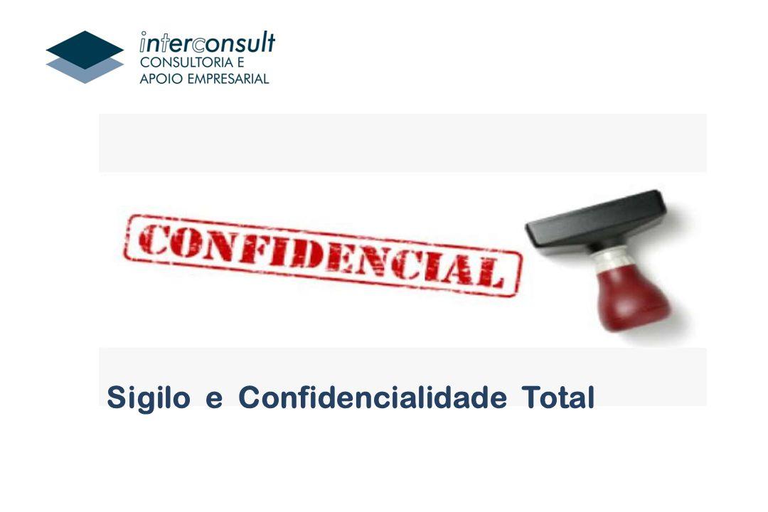 Sigilo e Confidencialidade Total