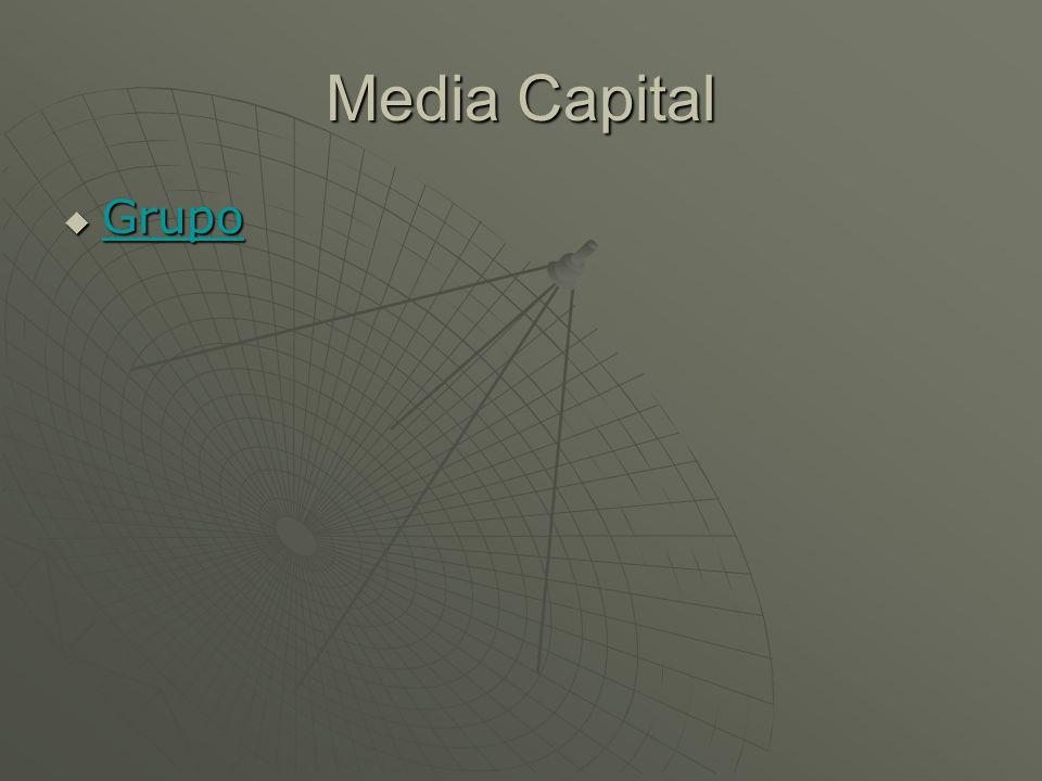 Media Capital  Grupo Grupo