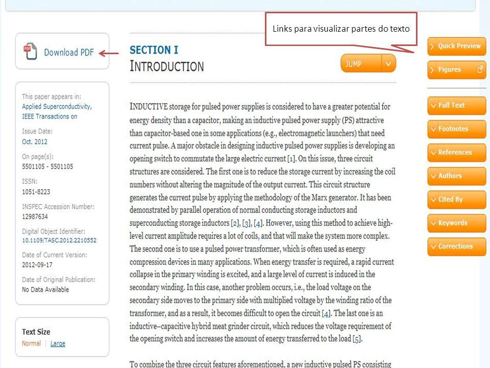 Quality Content Resource Management Access Integration Consultation Links para visualizar partes do texto