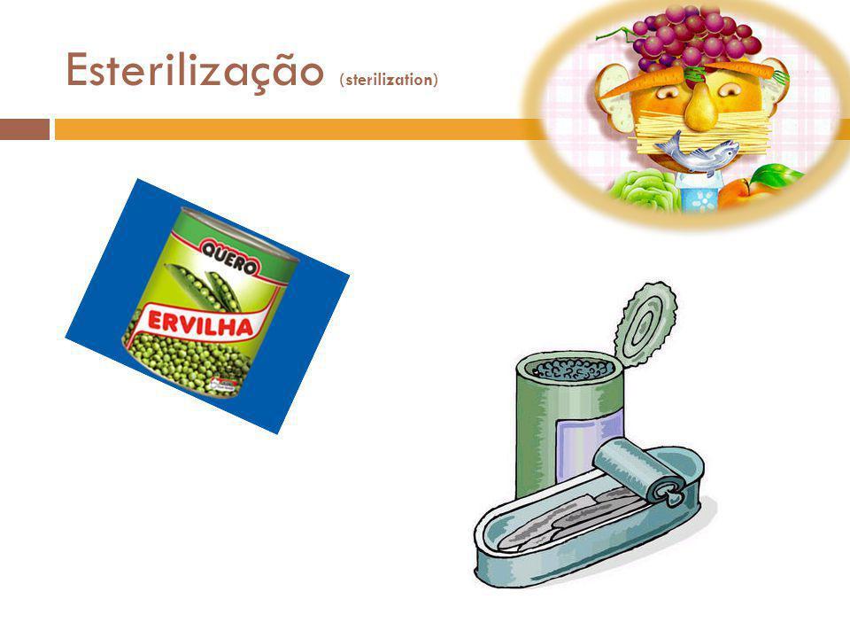 Esterilização (sterilization)