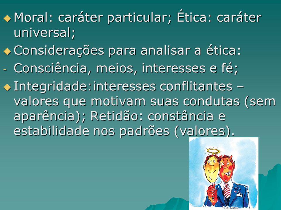 RETIDÃO E SOCIEDADE  A RETIDÃO COMO BASE DA CREDIBILIDADE DAS PESSOAS  A RELAÇÃO ENTRE O DESVIO DE COMPORTAMENTO E OS TIPOS DE CLIMA ORGANIZACIONAL  A ÉTICA EM TODOS OS CAMPOS DO SABER  ÉTICA NA RESPONSABILIDADE SOCIAL