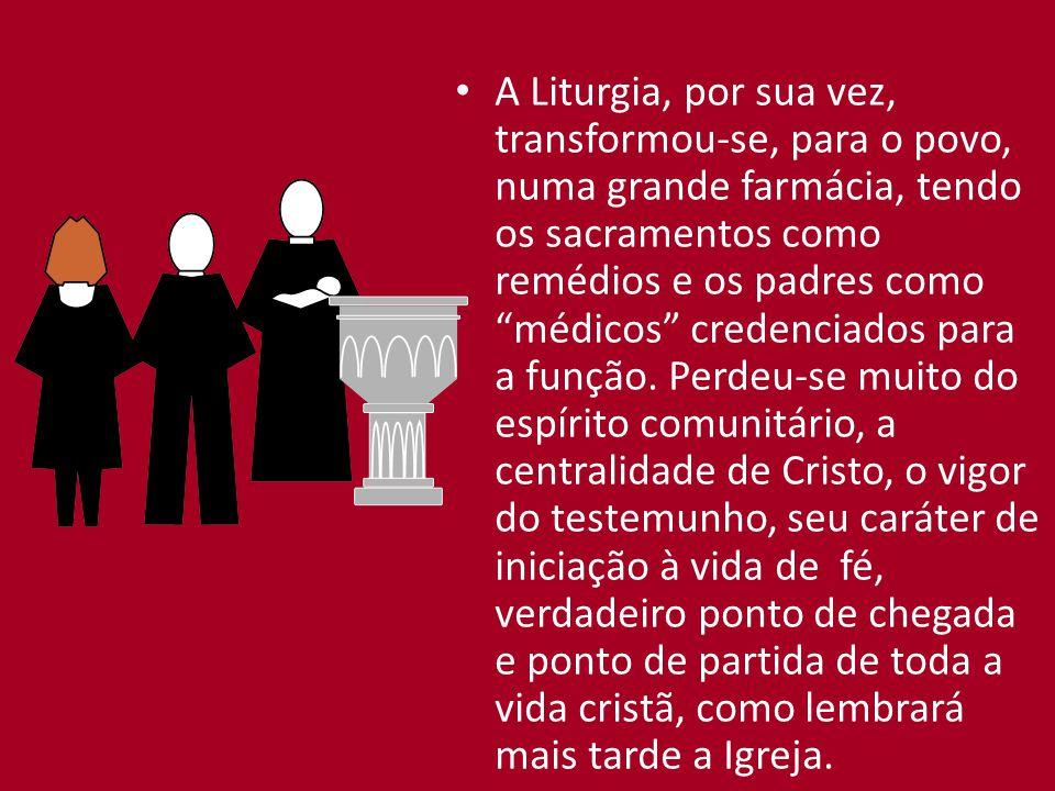 Catequese como educação permanente para a comunhão e participação da comunidade de fé, priorizando a catequese com adultos – (Séc.