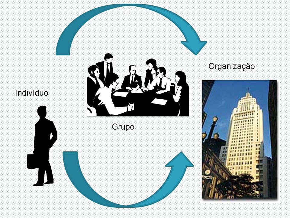 Indivíduo Grupo Organização
