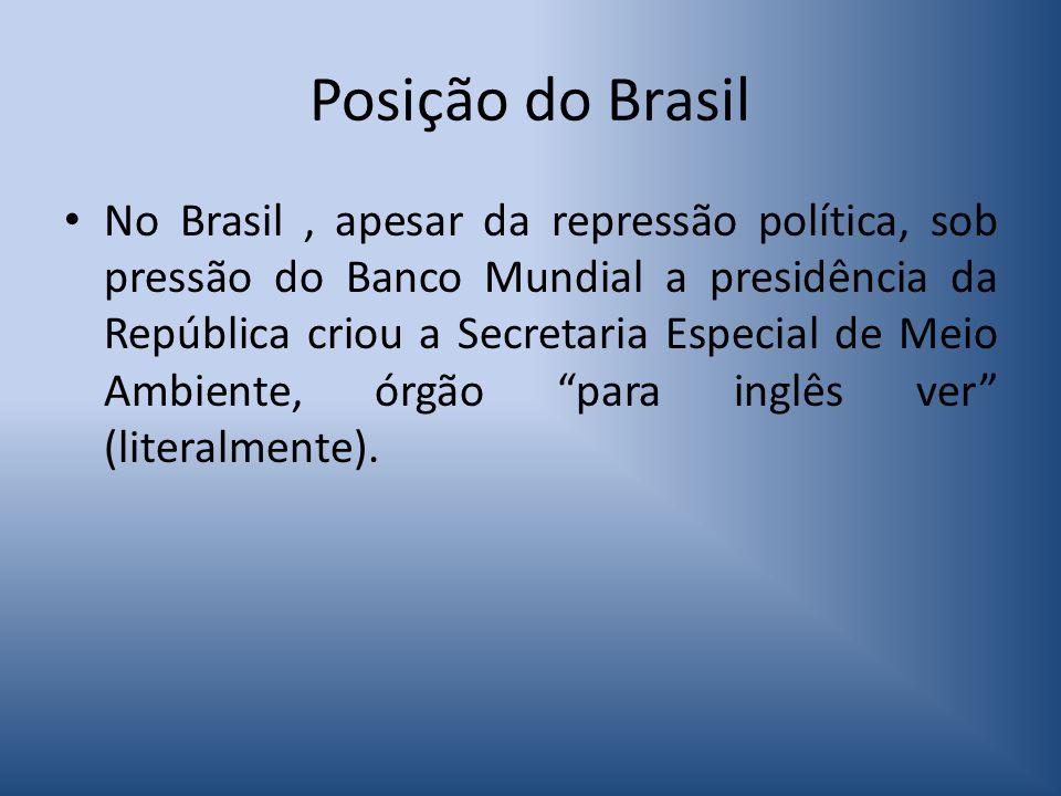 Agenda 21 Declaração do Rio sobre o Meio Ambiente e Desenvolvimento.