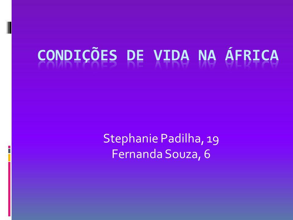 Stephanie Padilha, 19 Fernanda Souza, 6