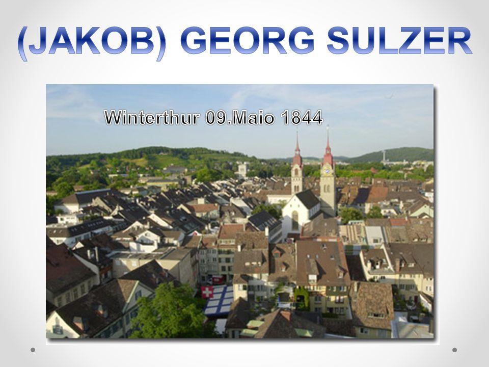 1899 Sulzer é um dos fundadores da Cooperativa Federal Suíça, para a qual foi eleito um dos seus diretores.