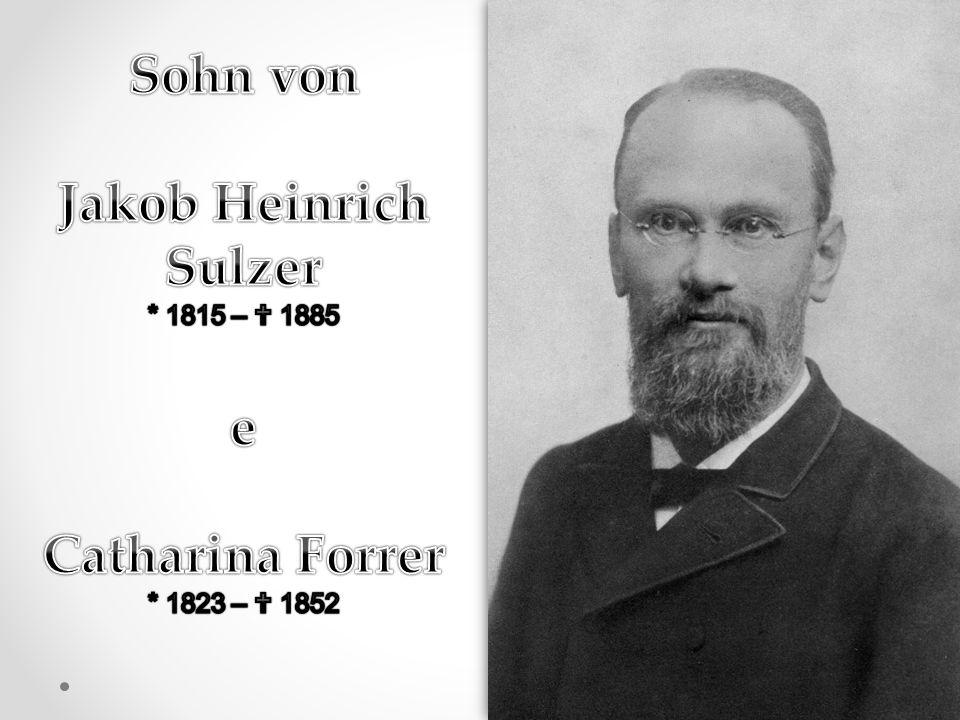 1863/64 Na Faculdade de juristas da Universidade Zurique 1965 - Faculdade Heidelberg 1866 - Faculdade da Universidade Zurique Possivelmente realiza em 1868 ou 1869 perante dem Supremo Tribunal os exames de Advocacia.