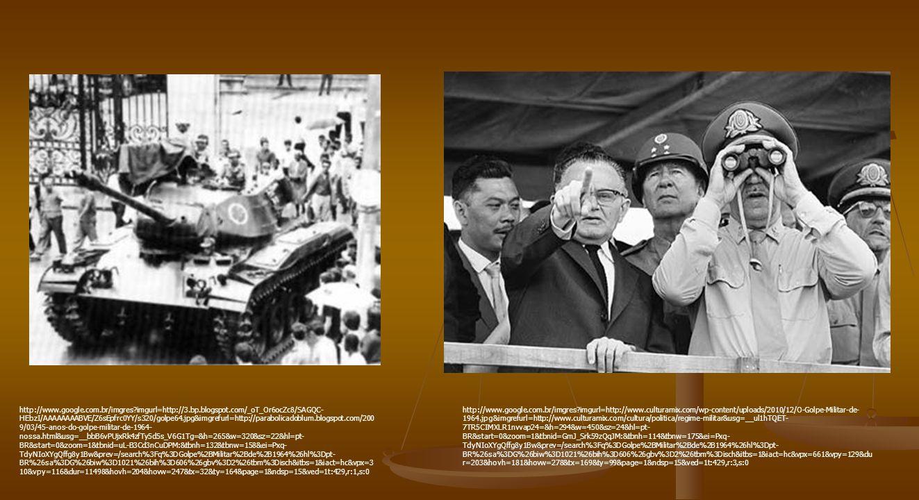 http://www.google.com.br/imgres imgurl=http://3.bp.blogspot.com/_oT_Or6ocZc8/SAGQC- HEbzI/AAAAAAAABVE/Z6sEpfrc0YY/s320/golpe64.jpg&imgrefurl=http://parabolicadoblum.blogspot.com/200 9/03/45-anos-do-golpe-militar-de-1964- nossa.html&usg=__bbB6vPUjxRk4zfTy5d5s_V6G1Tg=&h=265&w=320&sz=22&hl=pt- BR&start=0&zoom=1&tbnid=uL-B3Cd3nCuDPM:&tbnh=132&tbnw=158&ei=Pxq- TdyNIoXYgQffg8y1Bw&prev=/search%3Fq%3DGolpe%2BMilitar%2Bde%2B1964%26hl%3Dpt- BR%26sa%3DG%26biw%3D1021%26bih%3D606%26gbv%3D2%26tbm%3Disch&itbs=1&iact=hc&vpx=3 10&vpy=116&dur=11498&hovh=204&hovw=247&tx=32&ty=164&page=1&ndsp=15&ved=1t:429,r:1,s:0 http://www.google.com.br/imgres imgurl=http://www.culturamix.com/wp-content/uploads/2010/12/O-Golpe-Militar-de- 1964.jpg&imgrefurl=http://www.culturamix.com/cultura/politica/regime-militar&usg=__ul1hTQET- 7TR5CIMXLR1nvvap24=&h=294&w=450&sz=24&hl=pt- BR&start=0&zoom=1&tbnid=GmJ_Srk59zQqJM:&tbnh=114&tbnw=175&ei=Pxq- TdyNIoXYgQffg8y1Bw&prev=/search%3Fq%3DGolpe%2BMilitar%2Bde%2B1964%26hl%3Dpt- BR%26sa%3DG%26biw%3D1021%26bih%3D606%26gbv%3D2%26tbm%3Disch&itbs=1&iact=hc&vpx=661&vpy=129&du r=203&hovh=181&hovw=278&tx=169&ty=99&page=1&ndsp=15&ved=1t:429,r:3,s:0