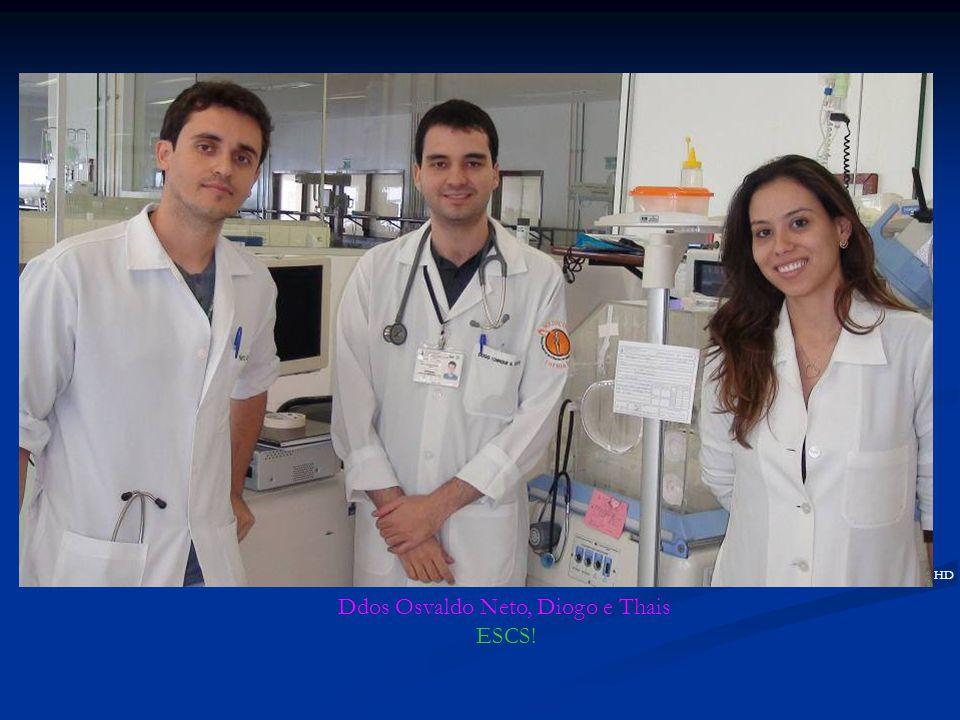 Ddos Osvaldo Neto, Diogo e Thais ESCS! HD