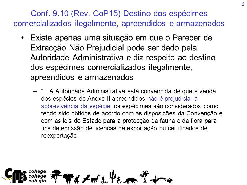 9 Conf. 9.10 (Rev.