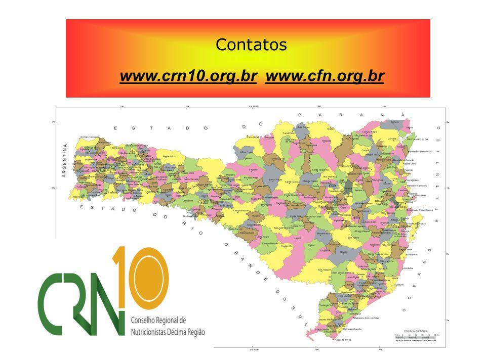 Contatos www.crn10.org.brwww.cfn.org.br