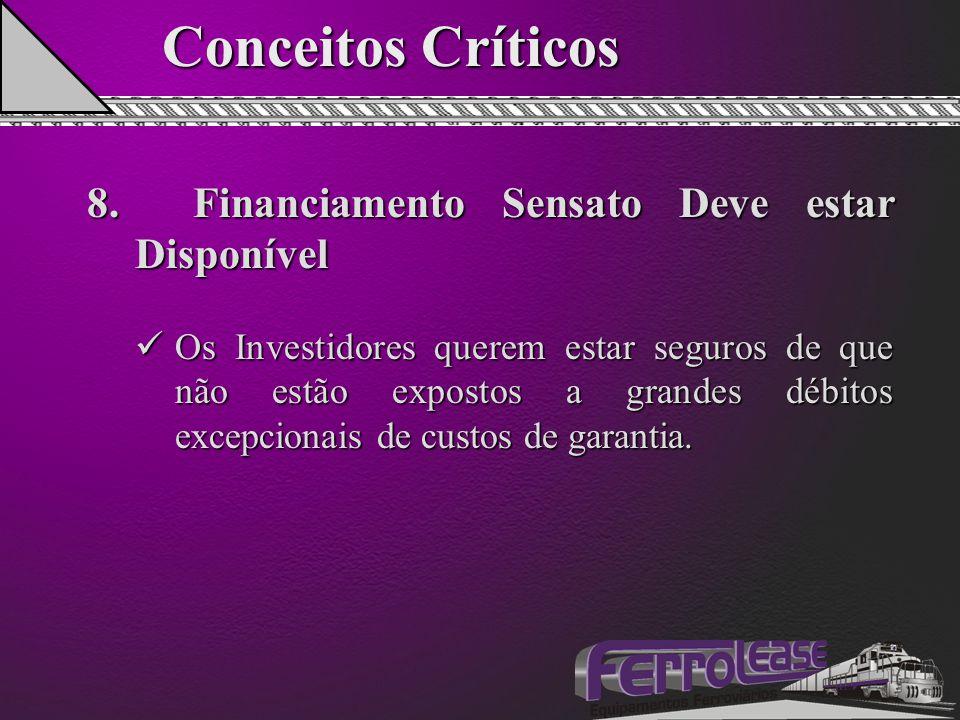 Conceitos Críticos 8.