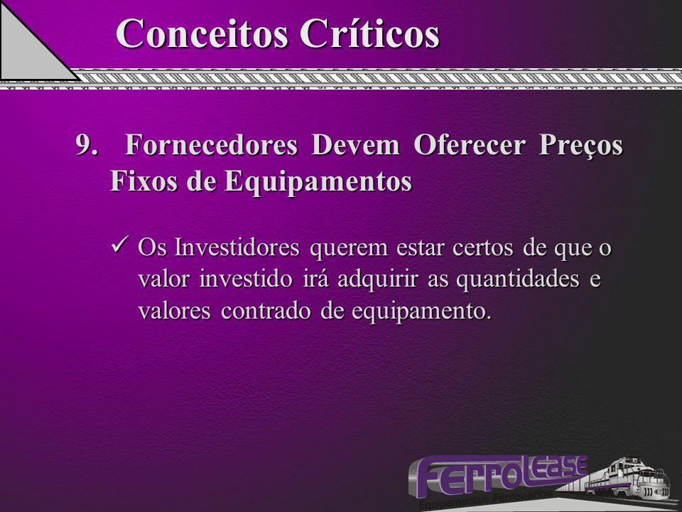 Conceitos Críticos 9.