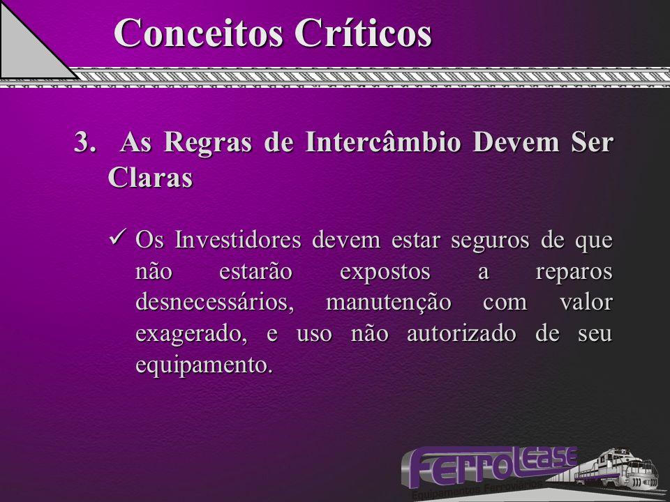 Conceitos Críticos 3.