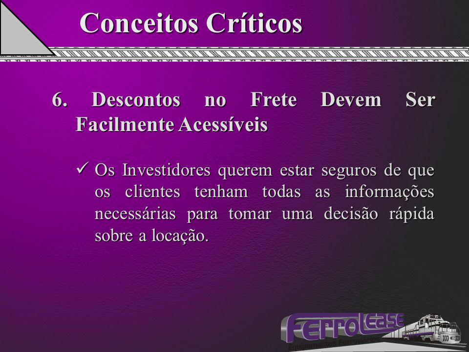 Conceitos Críticos 6.