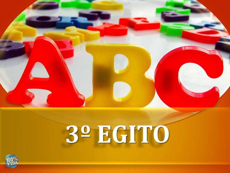 3º EGITO