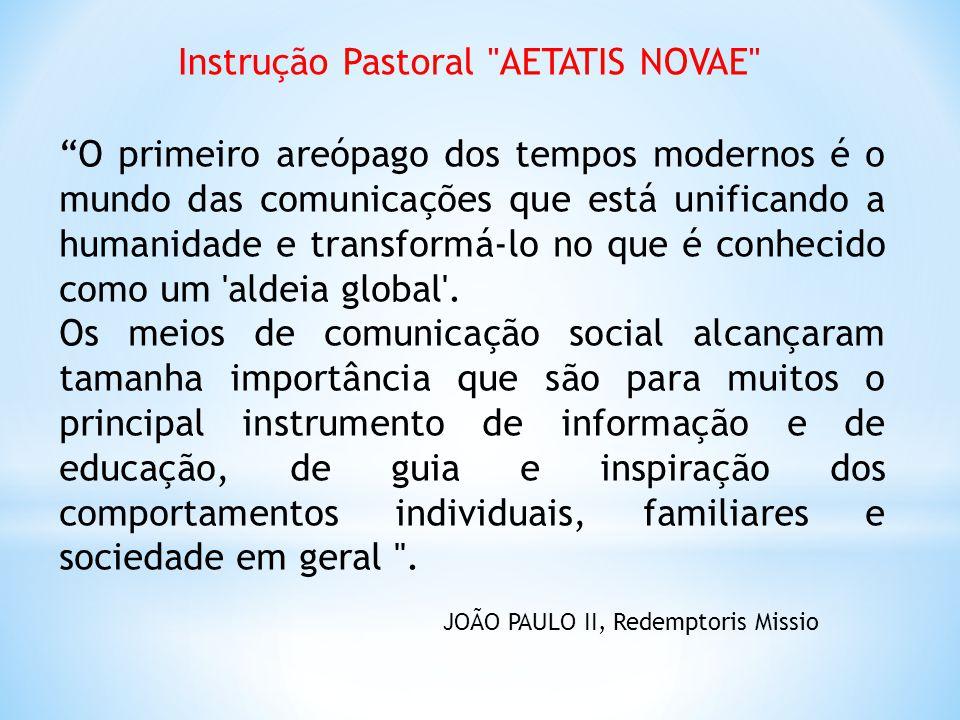 Instrução Pastoral