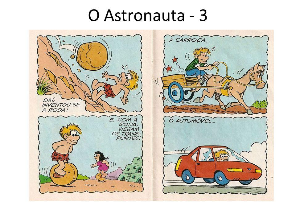 O Astronauta - 3