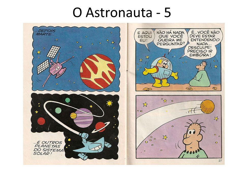 O Astronauta - 5
