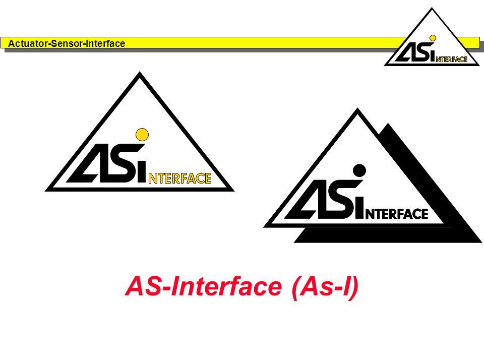 Actuator-Sensor-Interface AS-Interface (As-I)