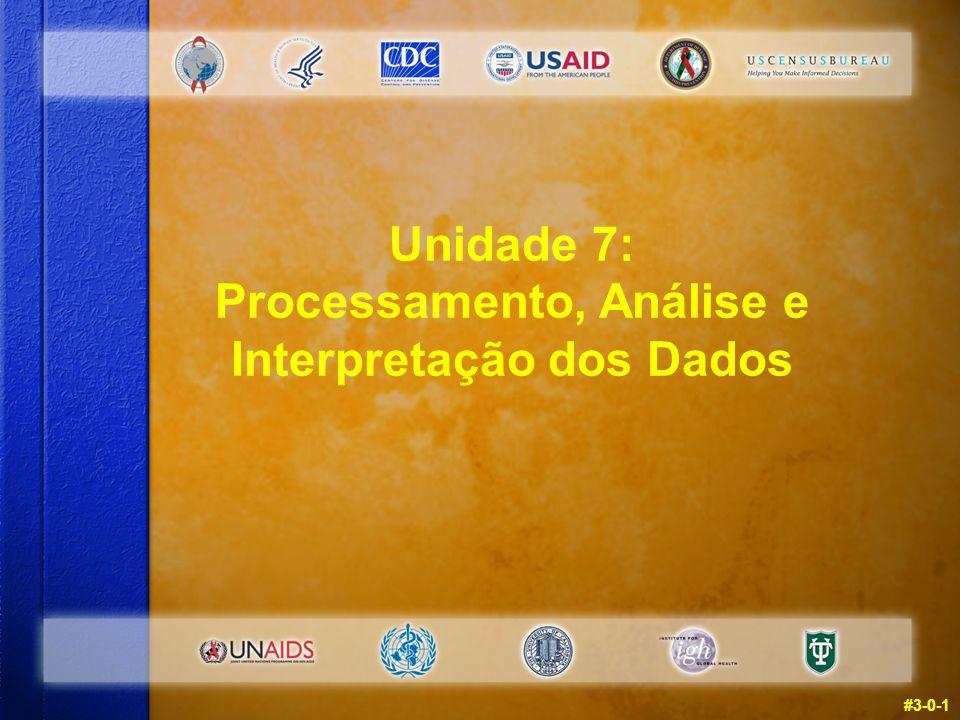 #3-0-1 Unidade 7: Processamento, Análise e Interpretação dos Dados