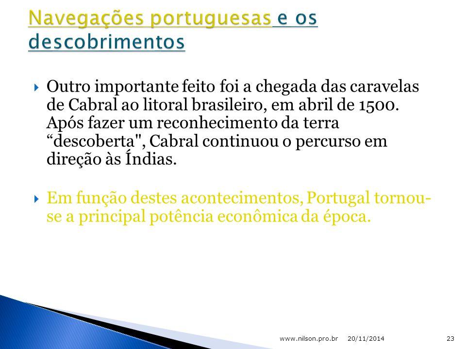 20/11/201422www.nilson.pro.br