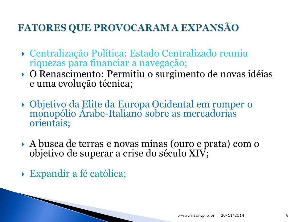 20/11/20148www.nilson.pro.br