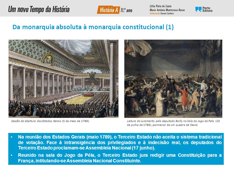 O triunfo da Revolução Burguesa (4) A afirmação do poder pessoal e autoritário de Napoleão culmina na sua coroação como imperador dos Franceses, a 2 de dezembro de 1804.