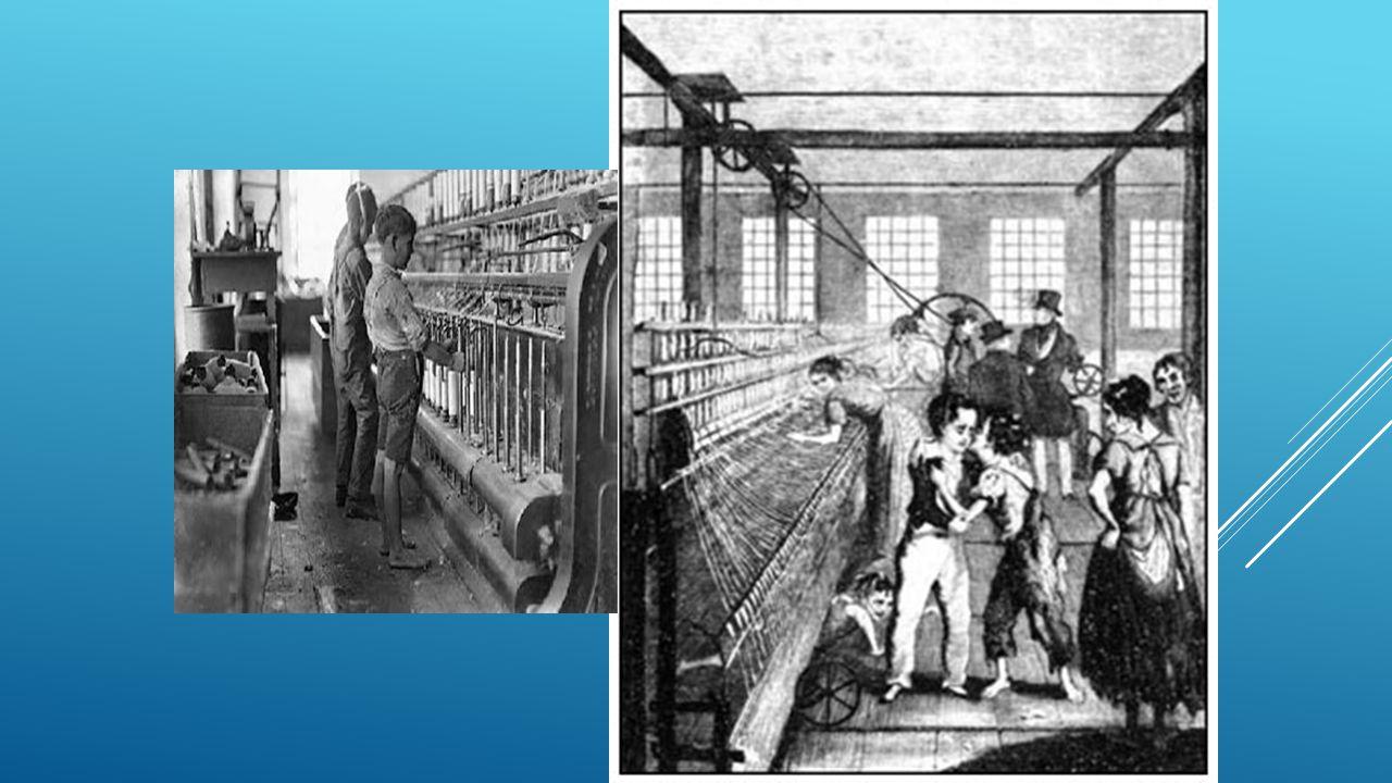 O DESENVOLVIMENTO DO MOVIMENTO OPERÁRIO Ludismo:  Ned Ludd  Inglaterra  Destruição de máquinas  O governo inglês reagiu decretando pena de morte aos revoltosos.