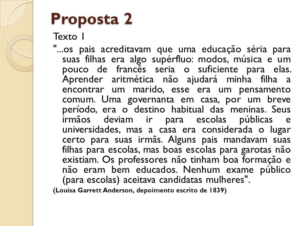Proposta 2 Texto 1